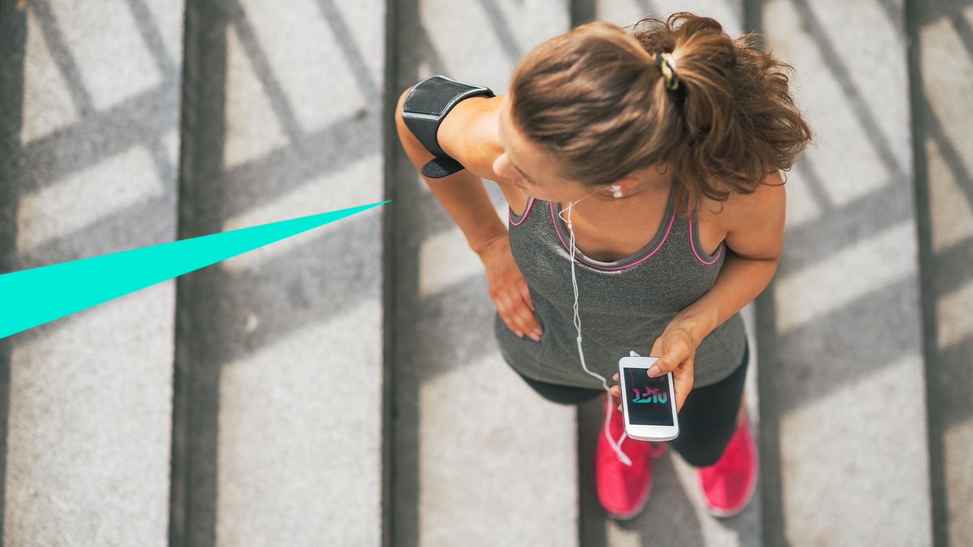ejercicio aeróbico, mujer, entrenamiento, fitness, NFT